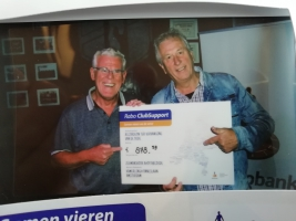 Rabobank cheque